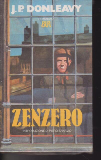 ZENZERO - DONLEAVY - RIZZOLI