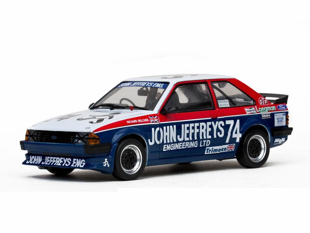 1 18 Ford Escort Belcher BTCC 1985 1 18 • Sunstar 4965