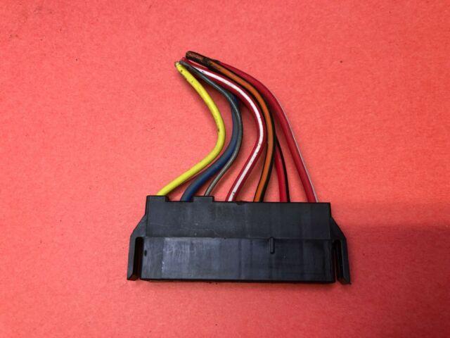 1994-2001 dodge ram 1500 2500 3500 ignition switch connector plug wiring  oem! | ebay  ebay