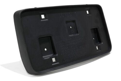 OEM NEW Front License Plate Bracket Holder Mount Black 98-02 Camaro 10272212