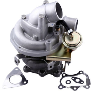 Details about HT12-19 Upgraded Turbocharger for 14411-9S000 Nissan Navara  Turbo D22 ZD30 3 0L