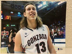 Kelly Olynyk Signed Gonzaga Bulldogs 8x10 Photo Beckett