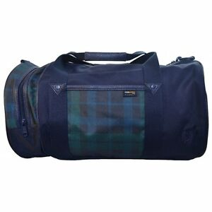 c8aef7a63f Image is loading Fred-perry-nylon-bag-military-cordura-navy