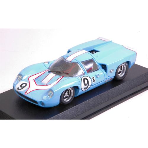 la migliore selezione di LOLA T 70 COUPE' N.9 SEBRING 1968 1 1 1 43 Best modello Auto Competizione Die Cast  confortevole