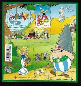 Bloc-Feuillet-2009-N-F4425-Timbres-France-Neufs-Asterix-et-Obelix