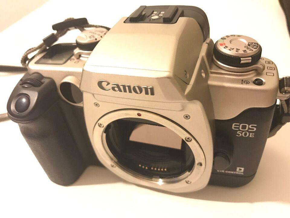 Canon, EOS 50E, spejlrefleks