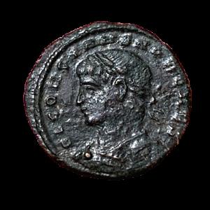 4053-RARE-Romaine-a-identifier-16-mm-FACTURE