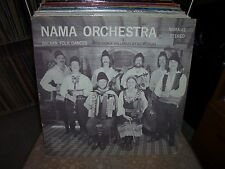 NAMA ORCH., Balkan Folk Dances, Tamburitza, Polka Music, Nama #1