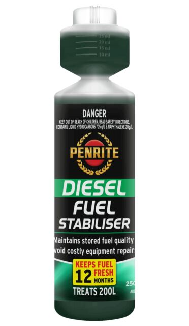 Penrite Diesel Fuel Stabiliser 250mL
