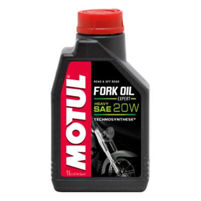 105928 Olio Motul Forcelle Ammortizzatori Fork Oil Sae 20w X Moto Alta Sicurezza
