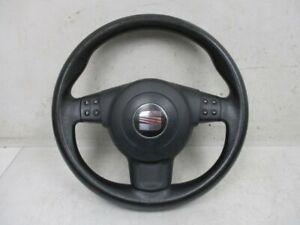Volant-Volant-Multifonctions-Seat-Ibiza-IV-6L1-1-4-Tdi-6L0419091AL-6L0880201Q