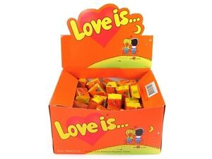 love is Ananas and Orange