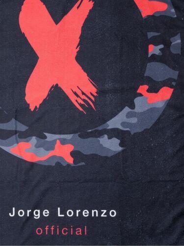 Serviette de plage 17 51203 Officiel Jorge Lorenzo-Por Fuera