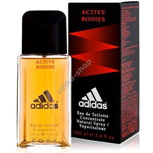 Adidas Active Bodies Eau de Toilette Concentrate