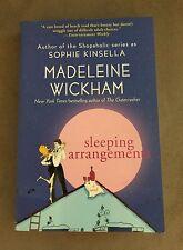 SLEEPING ARRANGEMENTS BY MADELEINE WICKHAM PAPERBACK LIKE NEW