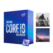 Intel Core i9-10850K + Humankind Game Master Key + Crysis Remastered Master Key