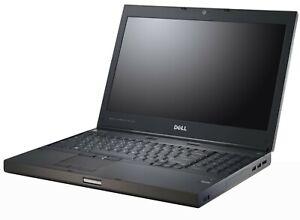 FAST-Laptop-Windows-7-Dell-Precision-M4600-i5-2540M-4GB-RAM-240G-SSD-Workstation