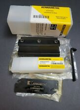 New Kennametal Tool Block Amp Parting Blade Cut Off 1 Shank 32mm A2 Machinist