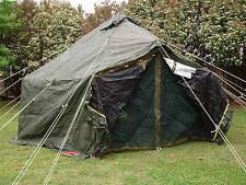SGP Canvas Military Tent