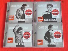 Made in the A.M. [Target Exclusive] by One Direction 4CD Set [4 Covers]