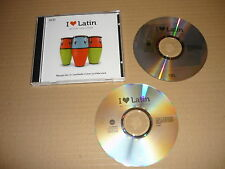 *COMPIL DOUBLE CD 40 HITS LATINO STYLE