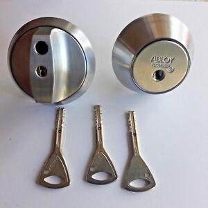 Abloy-Protec2-Single-Cylinder-w-Lockable-Thumbturn-Deadbolt