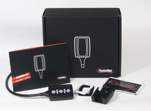 DTE PedalBox 3S für FIAT GRANDE PUNTO 199 57KW 10 2005-1.4 Tuning Gaspedalbox