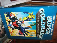 SUPER GOLDRAKE contro Ufo mostri di Vega- Atlas Ufo Robot Serie 2000- 1° Ed.1979