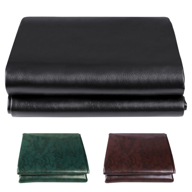 NEW 8/' Imperial Black NAUGAHYDE Billiard Pool Table Cover FREE SHIPPING