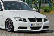 Sonderaktion Spoilerschwert Frontspoiler ABS BMW E90 E91 VFL 3er M-Paket ABE