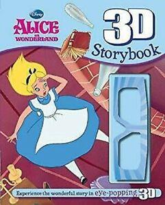 Disney-S-Alicia-en-el-Pais-de-las-Maravillas-Disney-3D-Storybook-3D-Cuentos