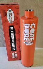 4 Core Bit Made In Usa New Core Bore Dp Heavy Duty Orange Wet Core Drill