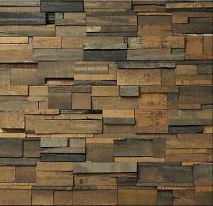 Pannelli pannello 3d in legno tridimensionale - Tavole adesive per pareti 3d ...