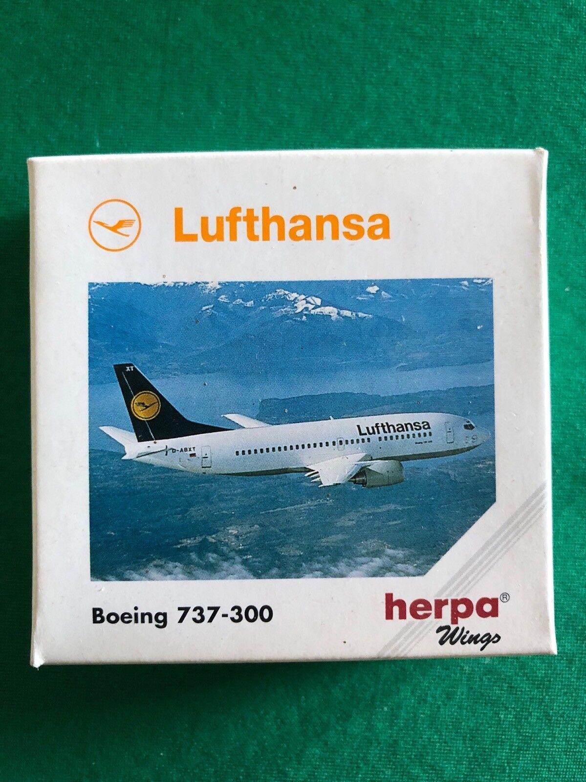 Boeing 737-300 Lufthansa. Herpa Wings 1 500 - Art.-Nr. 515900