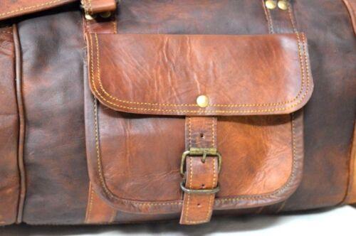 Aus Echtem Große Leder Reisetasche Herren Für xHTqZY8wq