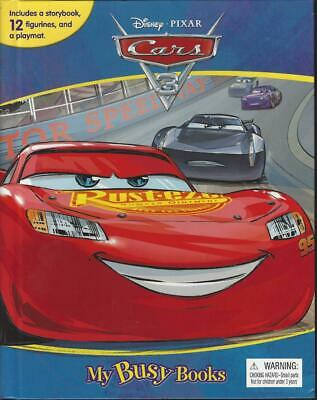 Cars 3 my busy book
