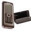 Original-NOKIA-E90-Mobile-Brown-Phone-3G-GPS-Wifi-3-2MP-Bluetooth-Cell-Phone miniature 1