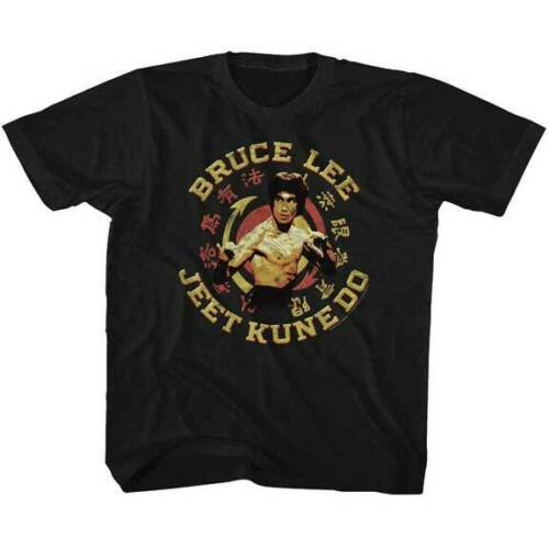 Pre-Sell Bruce Lee Martial Arts Licensed Toddler T-Shirt