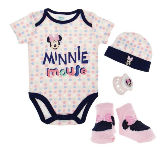 Brand new Disney Tinkerbell 3 Piece Outfit  0-3 months  old