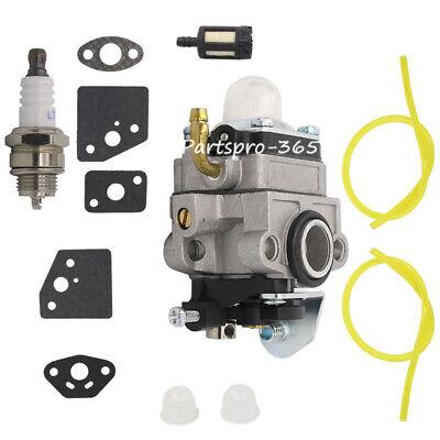 Carburetor /& Fuel Line Filter For Shindaiwa T282X T282 String Trimmer Spark Plug