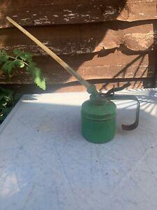 Vintage Wesco Oil Can Dispenser