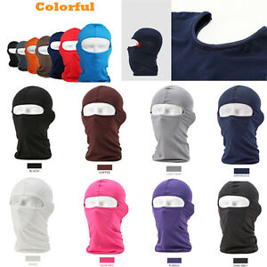 Bike Cycling Outdoor Head Neck Balaclava Full Face Mask Cover Hat Protection