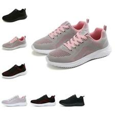 Damen Sportschuhe Gr.38//39//40 Sneaker Alle Jahreszeiten Strick Komfort Weich B