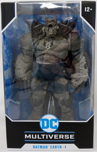 DC Multiverse Dark Nights Metal 7 Inch Figure Comic Series - Batman Earth-1