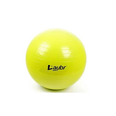 Gymnastikball Sitzball Gymnastik 65/75/85cm Bürostuhl Yogaball Fitnessball NEU
