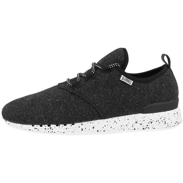 Djinn's Moc Lau Spots Schuhe Sport Freizeit Sneaker black Djinns Forlow LowLau