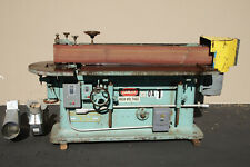 Ekstrom Carlson No112 A 8 Oscillating Edge Sander Woodworking Machinery