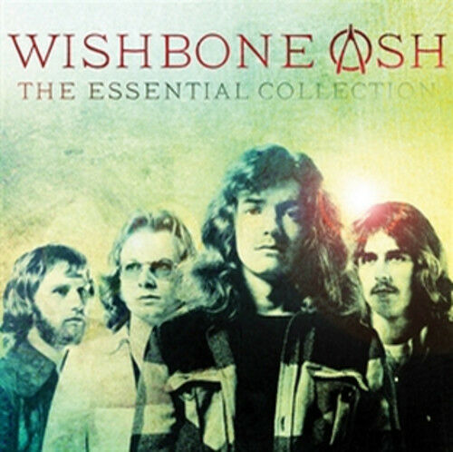 Wishbone Ash : The Essential Collection CD (2013) ***NEW***
