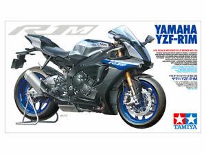 Tamiya 14133 Yamaha Yzf-r1m Moto 1/12 Echelle À Chenille 48 Post