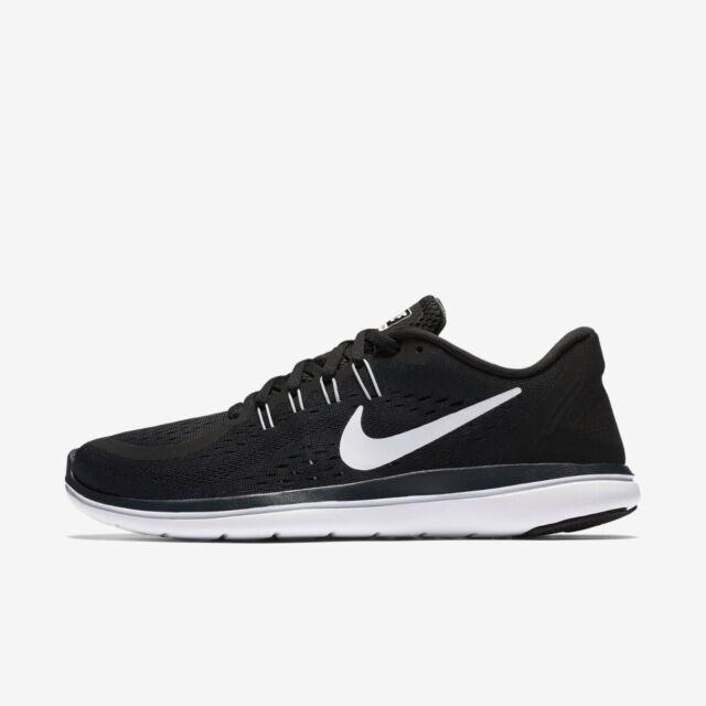 tiempo Sur píldora  Nike Flex Experience RN 6 Womens 881805-001 Black White Running Shoes Size  7 for sale | eBay